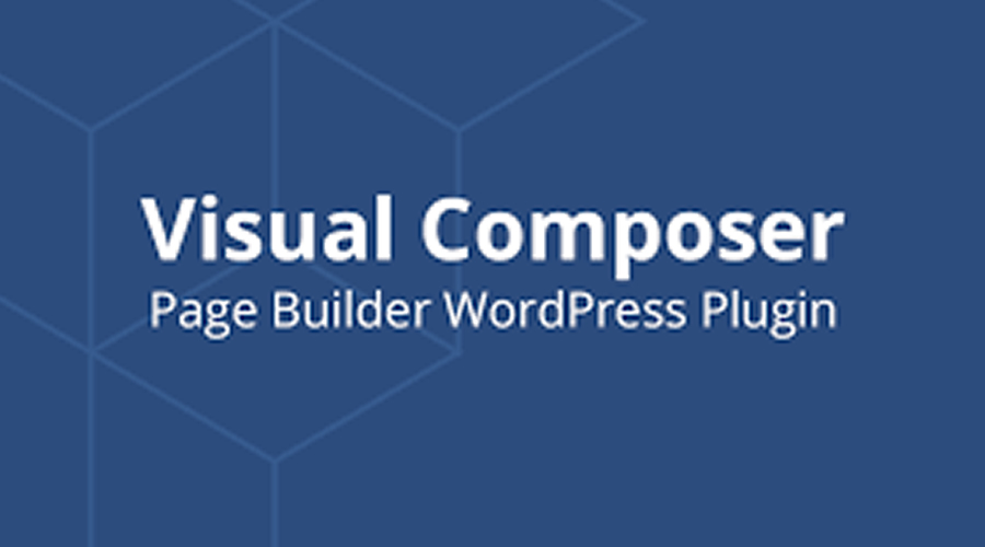 Visual composer plugin